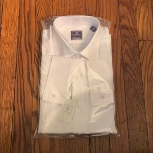 Cromwell and Sons white shirt